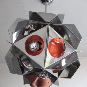 Space Age Lamp - Jolina - Light - 4th floor - Paul de Haan