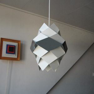 Symfoni - Preben Dahl - Hans Folsgaard - Pendent Light - 60's Lamp EchtVintage