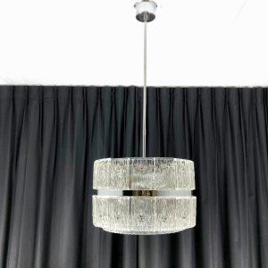 Stunning Doria-Lichtenwerken ceiling lamp