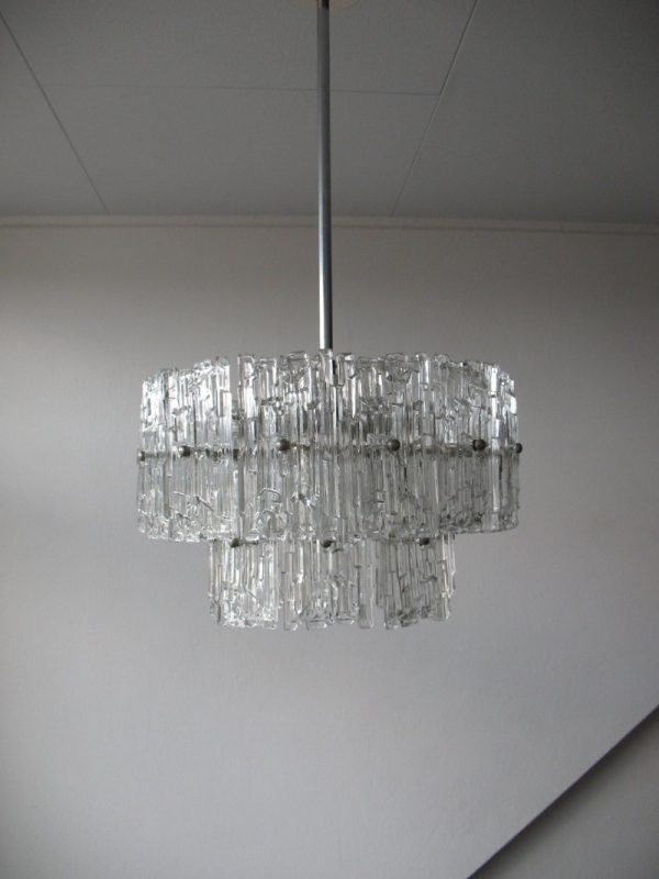 Ceiling Light by Hillebrand Germany