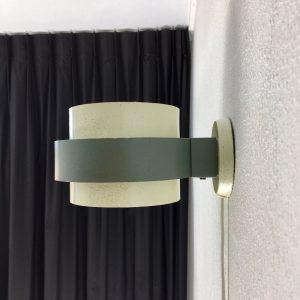 Vintage 50's Philips NX25 Wall Light - Louis Kalff Modern Mid Century Lamp - Dutch Design