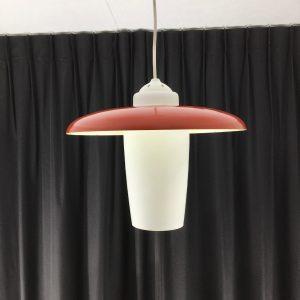 60's pendent light - Philips lamp - Louis Kalff - vintage Dutch design