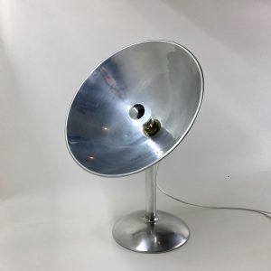 Aluminium table lamp - Jico 50's floor light - Sun Lamp