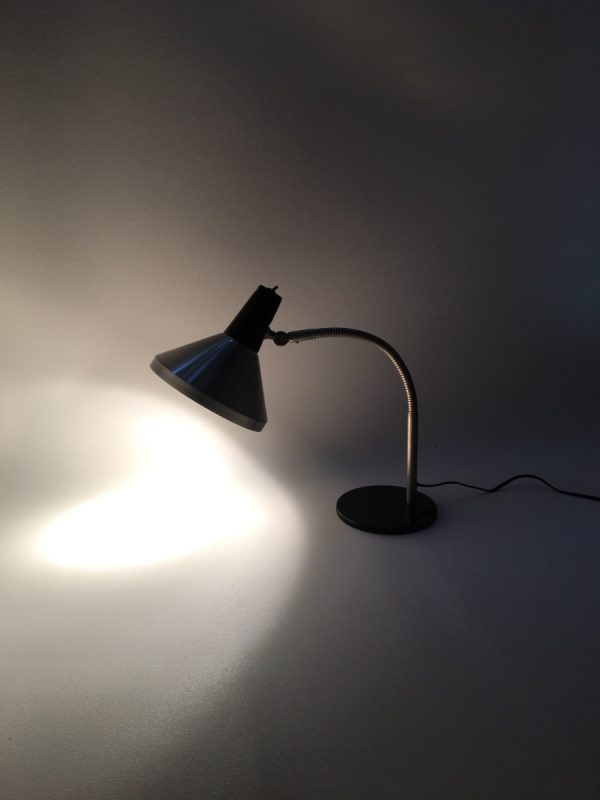 Hala Zeist no. 751 lamp 60's - Dutch vintage Aluminium desk light