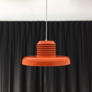 Rare vintage pendent lamp - Hans Agne Jakobsson - Modern 70's Denmark light